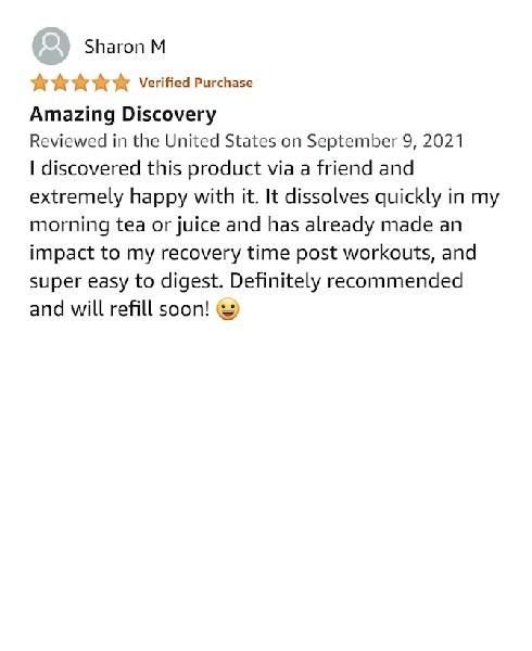evernate collagen powder amazon review 11