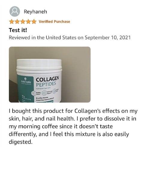 evernate collagen powder amazon review 15